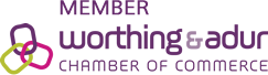 Member Worthing and Adur Chamber of Commerce