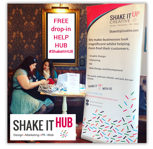 Shake it Hub Help Sessions