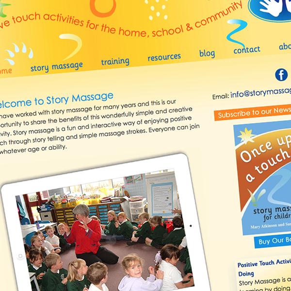web-storymassage