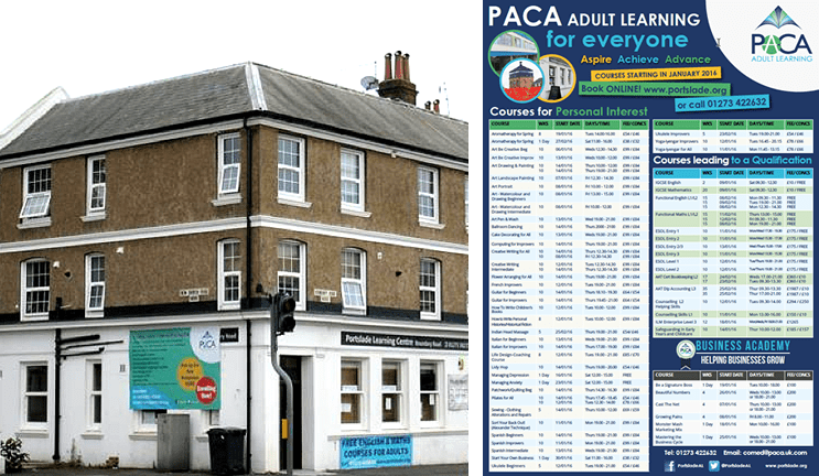 Graphic Design for PACA AL
