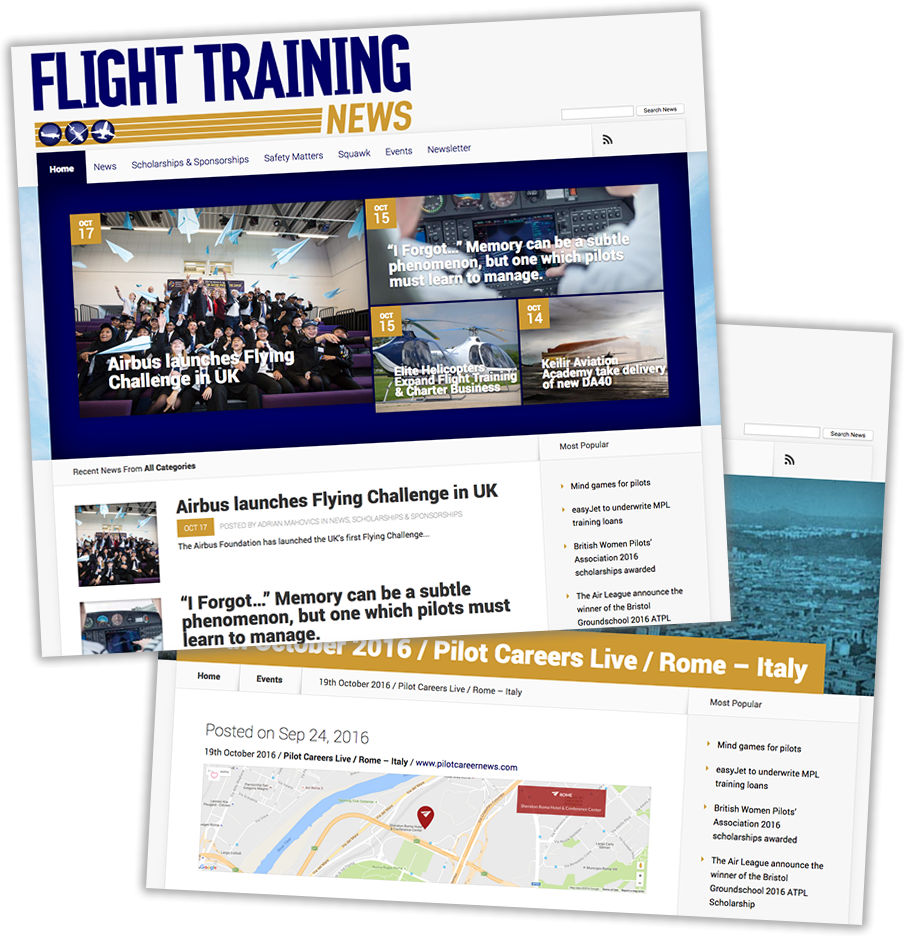 Flight Training News Online