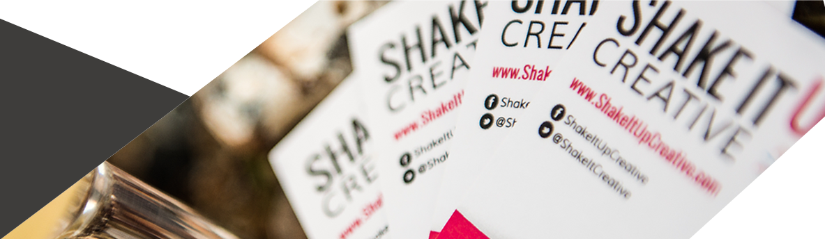 Get in touch with Shake It Up Creative