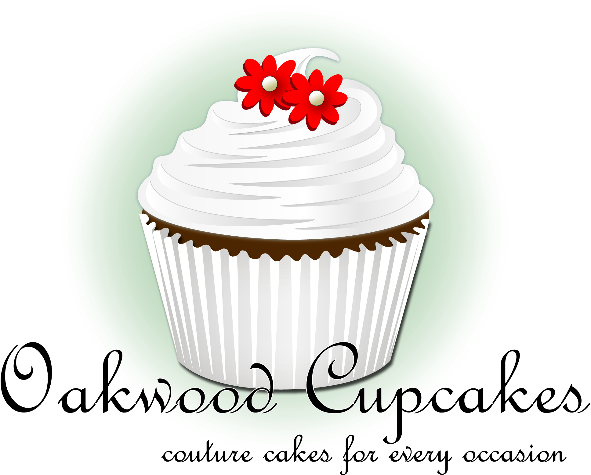 Logo design Oakwood Cupcakes
