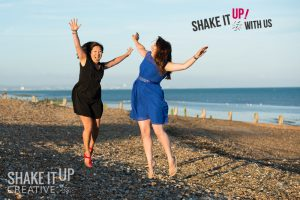 Shake It Up With Us
