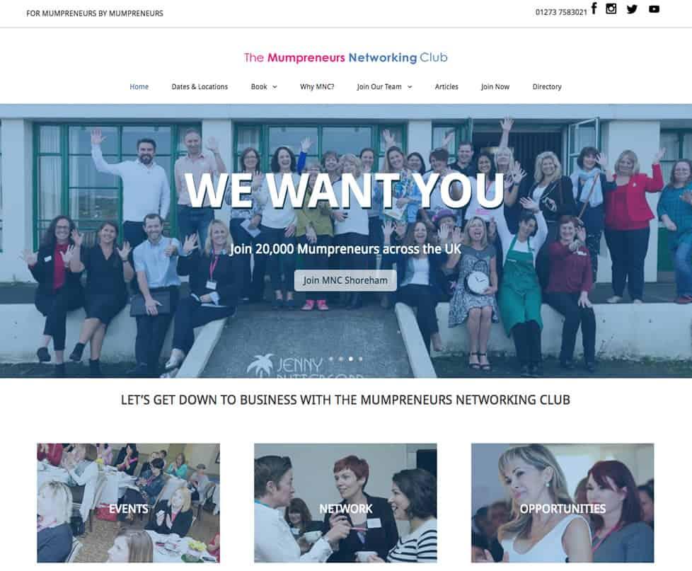 Mumpreneurs Networking Club