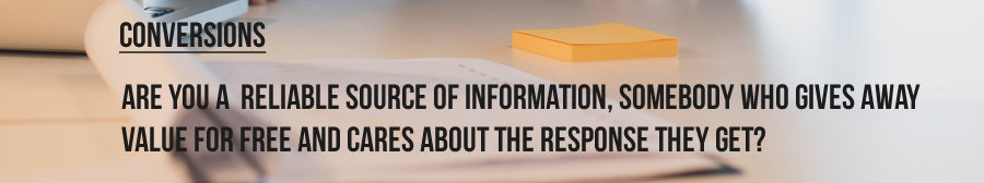 Are you a reliable source of information?