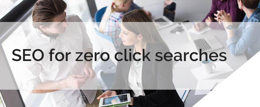 How to optimise for zero click
