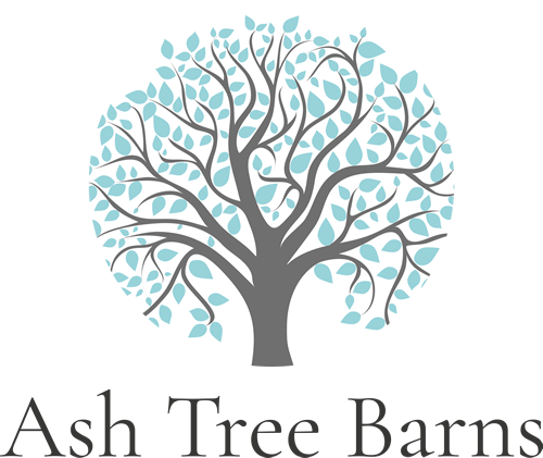 Logo design by Shake It Up Creative for Ash Tree Barns