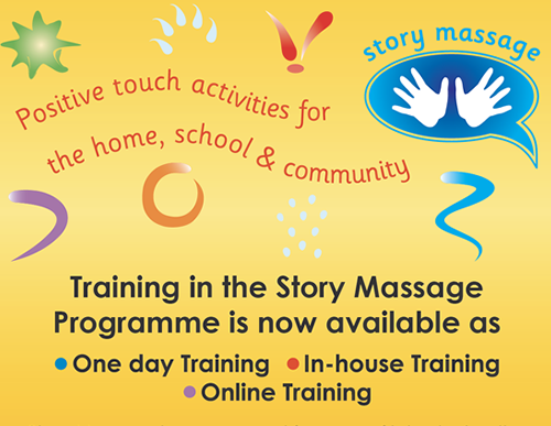The Story Massage Programme True Story - design partner for growth