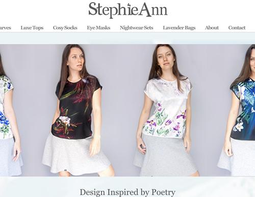 StephieAnn marketing report