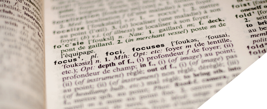 Dictionary snippet_how to write intelligent copy