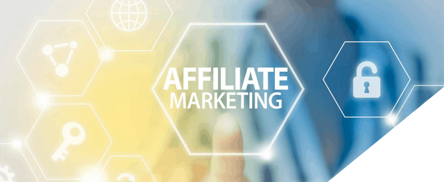 Affiliate marketing and how to do it graphic